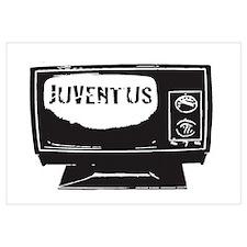 WATCH JUVENTUS Wall Art