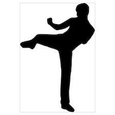 Kickboxing Wall Art