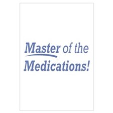 Medications / Master Wall Art
