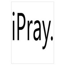 iPray Wall Art