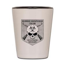Zombie Response Team: Oceanside Division Shot Glas