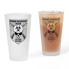 Zombie Response Team: Oxnard Division Drinking Gla