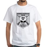 Zombie Response Team: Providence Division White T-