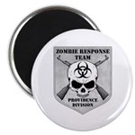 Zombie Response Team: Providence Division Magnet