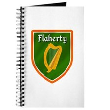 Flaherty Family Crest Journal