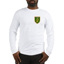 Duffy Family Crest Long Sleeve T-Shirt