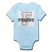 Letter F: Fuzhou Infant Creeper