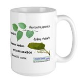 Japanese knotweed mug