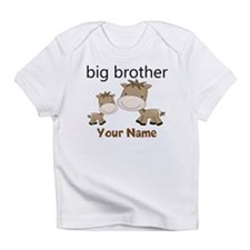 Big Brother Horse Infant T-Shirt