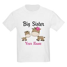 Big Sister Horse T-Shirt