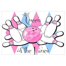 Queen of the Lanes Wall Art