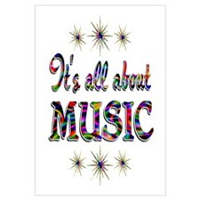 About Music Wall Art