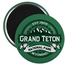 Grand Teton Forest Magnet
