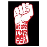 We are the 99 Wall Art