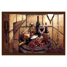 Best Seller Grape Wall Art