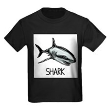 Cute Kids shark T