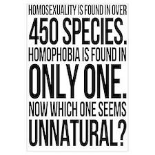 Homosexuality In 450 Species Wall Art