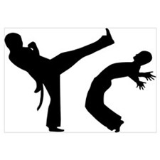 Capoeira Wall Art