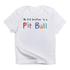 Cool Big brother dog Infant T-Shirt