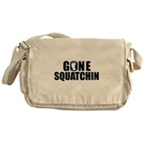 Gone Squatching Messenger Bag
