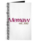 New Memaw 2012 Journal