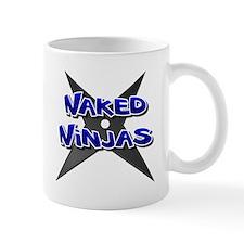 Naked Ninjas Coffee Mug