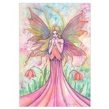 Wildflower Fairy Art Wall Art