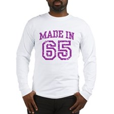 Made in 65 Long Sleeve T-Shirt