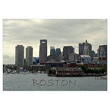 Boston Wall Art