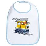 Toy Train Bib