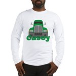 Trucker Casey Long Sleeve T-Shirt