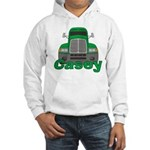 Trucker Casey Hooded Sweatshirt