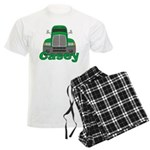Trucker Casey Men's Light Pajamas