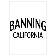 Banning California Wall Art