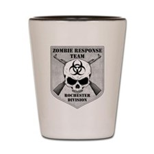 Zombie Response Team: Rochester Division Shot Glas