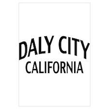 Daly City California Wall Art