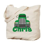 Trucker Chris Tote Bag