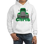 Trucker Chris Hooded Sweatshirt