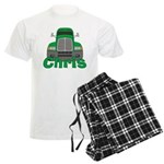 Trucker Chris Men's Light Pajamas