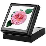 Old-fashioned Rose Keepsake Box