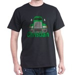 Trucker Christian Dark T-Shirt