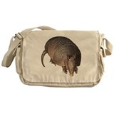 Armadillo Messenger Bag