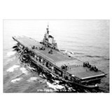 USS CORAL SEA Wall Art