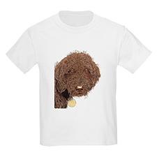 Chocolate Labradoodle 2 T-Shirt