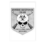 Zombie Response Team: Salt Lake City Division Post
