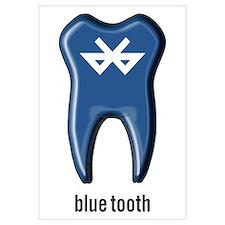 blue tooth bluetooth Wall Art