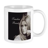 Sharon Tate Gaze Small Mugs