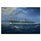 USS John F. Kennedy Wall Art
