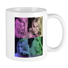 Sharon Tate Colorful Quad Mug