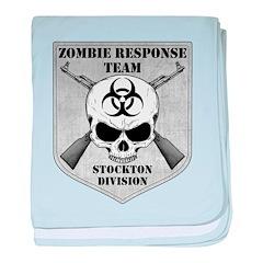Zombie Response Team: Stockton Division baby blank